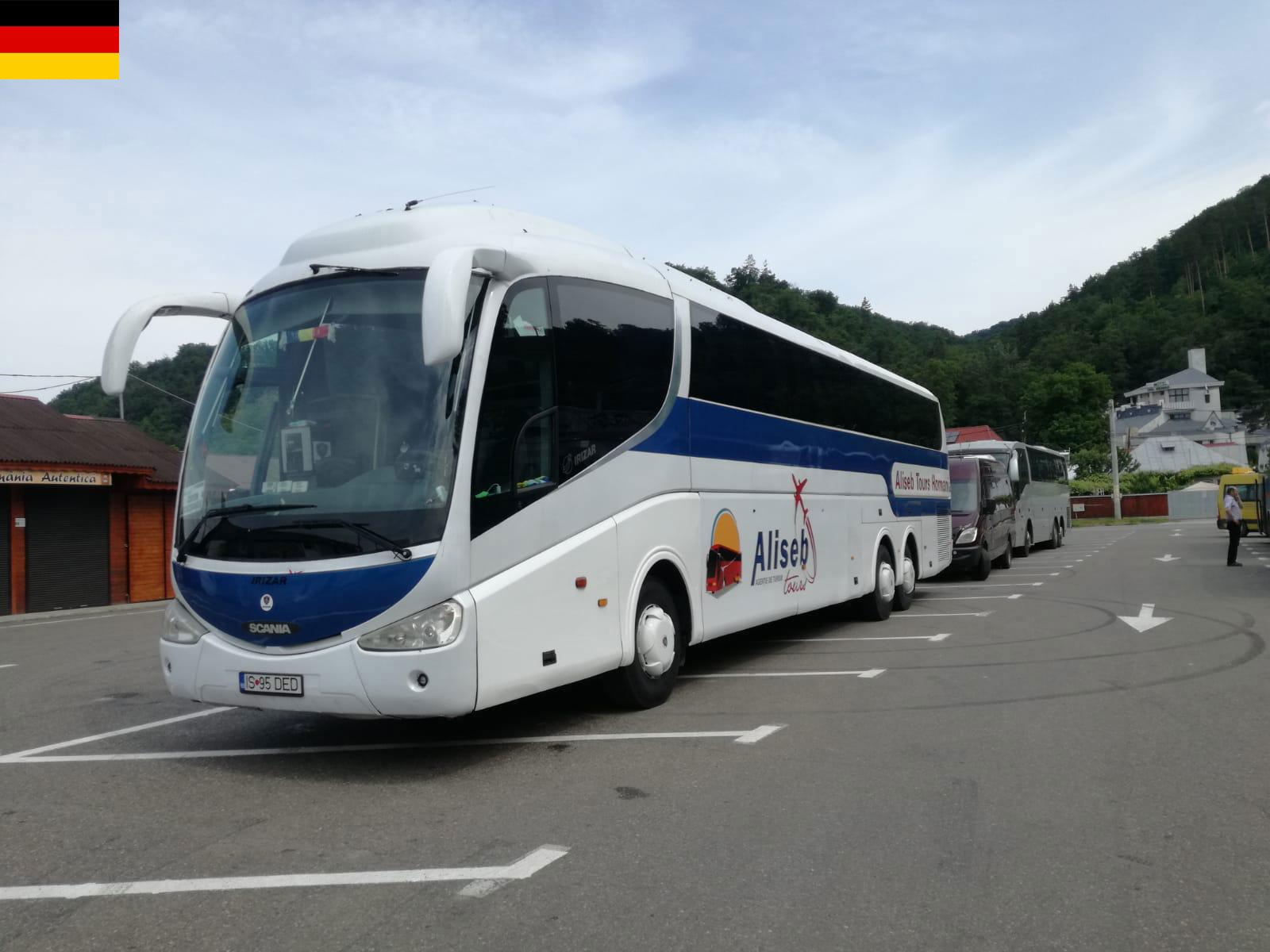 transport persoane Romania Germania